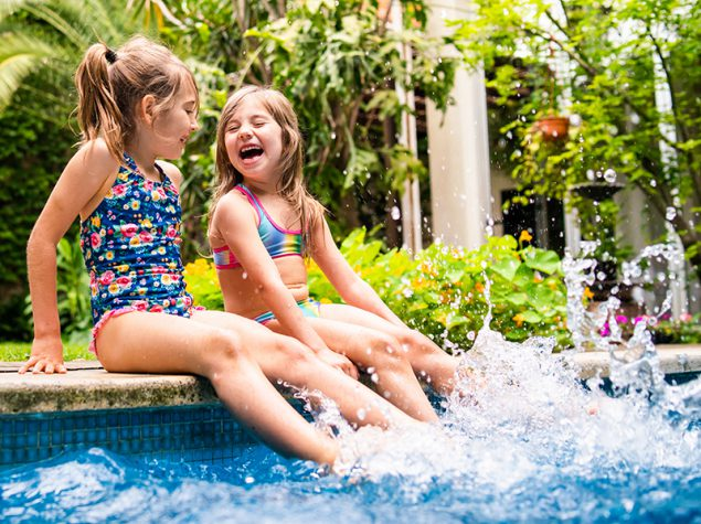 keep your pool crystal clear